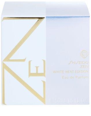 Shiseido Zen White Heat Edition woda perfumowana dla kobiet 1