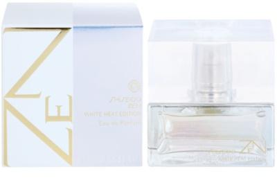 Shiseido Zen White Heat Edition парфумована вода для жінок