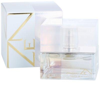 Shiseido Zen White Heat Edition woda perfumowana dla kobiet 2