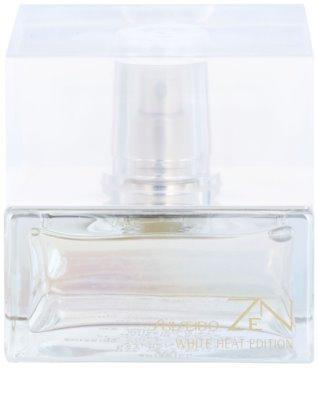 Shiseido Zen White Heat Edition woda perfumowana dla kobiet 3