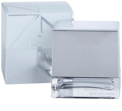 Shiseido Zen for Men White Heat Edition eau de toilette férfiaknak 2