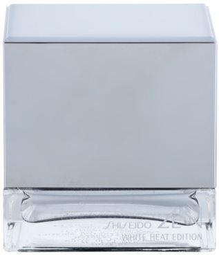 Shiseido Zen for Men White Heat Edition eau de toilette férfiaknak 3