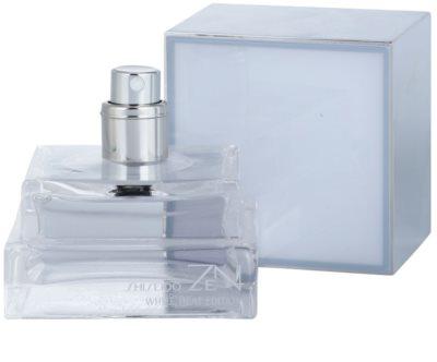 Shiseido Zen for Men White Heat Edition eau de toilette férfiaknak 4
