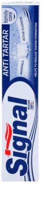 Signal Anti Tartar pasta de dientes anticaries 2
