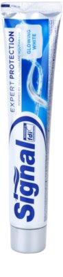 Signal Expert Protection Glowing White dentífrico para dentes brancos radiantes