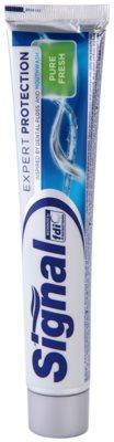 Signal Expert Protection Pure Fresh pasta de dientes para una protección completa para dientes