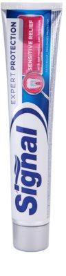 Signal Expert Protection Sensitive Relief pasta de dientes para encías sensibles