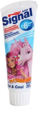 Signal Junior Mia and Me pasta de dentes para crianças