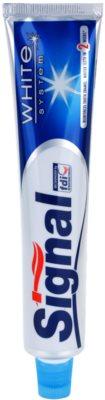 Signal White System pasta de dinti cu efect de albire