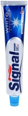 Signal White System pasta do zębów o działaniu wybielającym