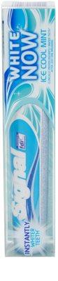 Signal White Now Ice Cool Mint pasta de dientes con efecto blanqueador 3