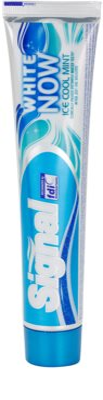 Signal White Now Ice Cool Mint pasta de dinti cu efect de albire