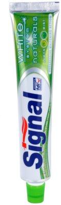 Signal White System Naturals pasta para dentes naturalmente mais brancos