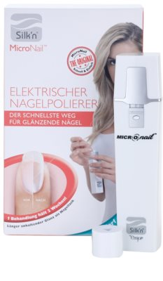 Silk'n Micro Nail elektrisches Nagel-Poliergerät 2