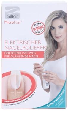 Silk'n Micro Nail elektrisches Nagel-Poliergerät 3