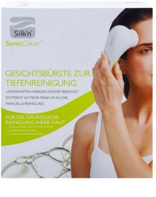 Silk'n SonicClean Reinigungsgerät für das Gesicht 2