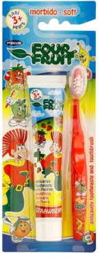 SilverCare Four Fruit Strawberry set cosmetice I.