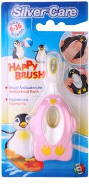 SilverCare Happy Brush Zahnbürste für Kinder