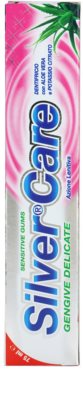 SilverCare Sensitive dentífrico para gengivas sensíveis 3