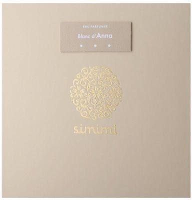 Simimi Blanc D'Anna parfémovaná voda pro ženy 4