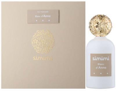 Simimi Blanc D'Anna eau de parfum para mujer