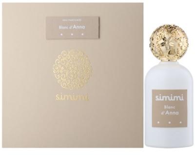 Simimi Blanc D'Anna Eau De Parfum pentru femei