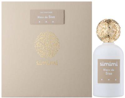 Simimi Blanc de Sisa Eau de Parfum für Damen