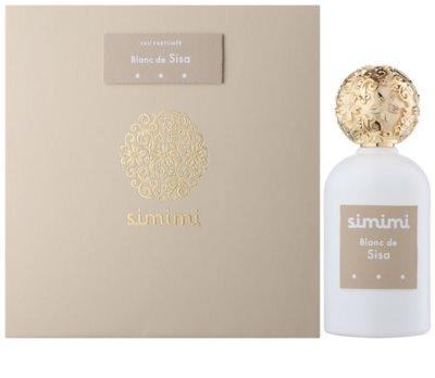 Simimi Blanc de Sisa eau de parfum para mujer