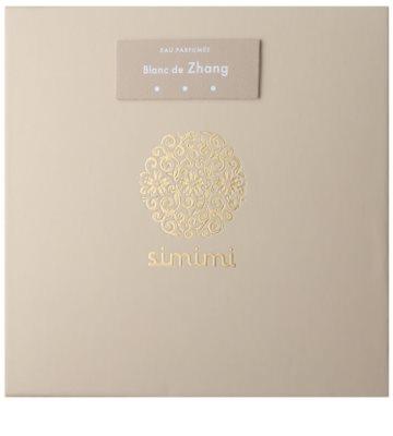 Simimi Blanc de Zhang eau de parfum para mujer 4