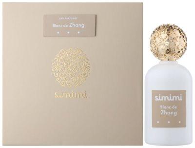Simimi Blanc de Zhang eau de parfum para mujer