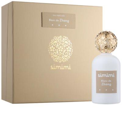 Simimi Blanc de Zhang eau de parfum para mujer 1