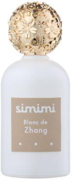 Simimi Blanc de Zhang eau de parfum para mujer 2