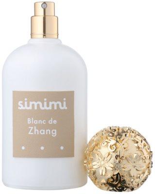 Simimi Blanc de Zhang eau de parfum para mujer 3