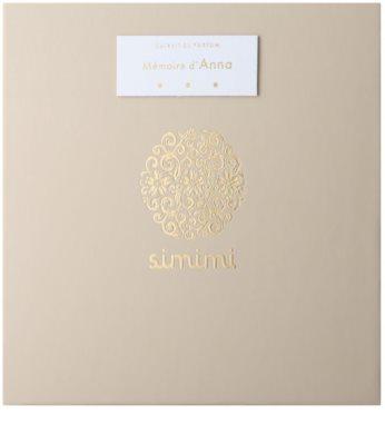 Simimi Memoire D'Anna Parfüm Extrakt für Damen 4
