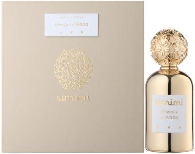 Simimi Memoire D'Anna parfémový extrakt pro ženy