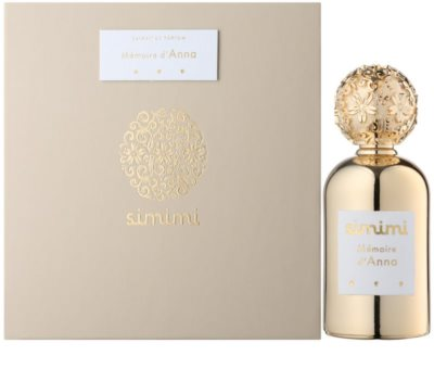 Simimi Memoire D'Anna parfüm kivonat nőknek