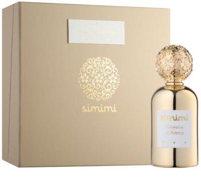 Simimi Memoire D'Anna Parfüm Extrakt für Damen 1