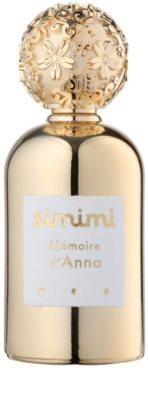 Simimi Memoire D'Anna Parfüm Extrakt für Damen 2