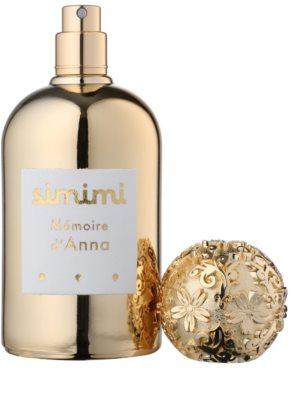 Simimi Memoire D'Anna Parfüm Extrakt für Damen 3