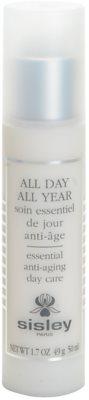 Sisley All Day All Year crema de zi pentru contur