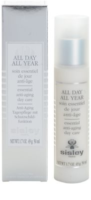 Sisley All Day All Year crema de día  antiarrugas 2