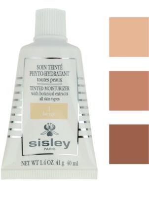 Sisley Balancing Treatment crema hidratante con color