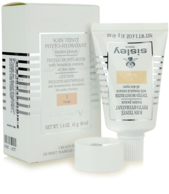Sisley Balancing Treatment tonisierende hydratierende Creme 1