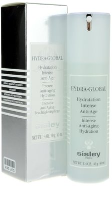 Sisley Balancing Treatment crema intens hidratanta cu efect antirid 1