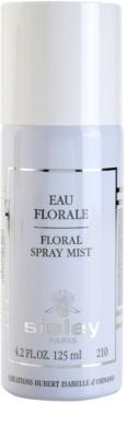 Sisley Beauty Highlighers frissítő virágos spray az arcra