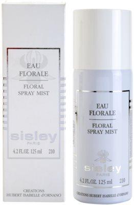 Sisley Beauty Highlighers frissítő virágos spray az arcra 2
