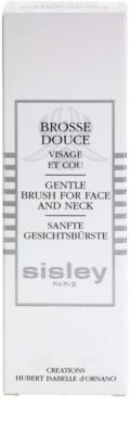 Sisley Brosse Douce miękka szczoteczka do czyszczenia twarzy i szyi 2
