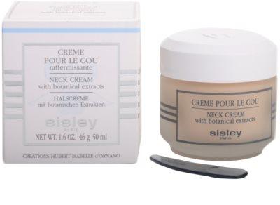 Sisley Skin Care крем за шия и деколте 2