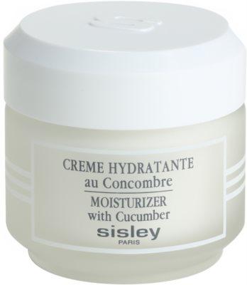 Sisley Skin Care hidratáló krém uborka kivonattal