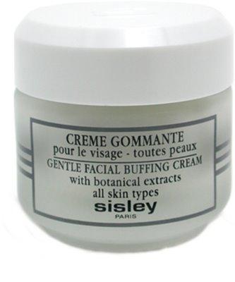 Sisley Skin Care čisticí peeling pro všechny typy pleti